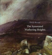 The Annotated Wuthering Heights by Emily Bronte (Hardback, 2014)