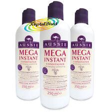 Aussie MEGA 3x Instant capelli Australiano Balsamo 250ml con Aloe Vera