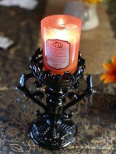Bath & Body Works Gothic Halloween Candelabra Candle Holder in Black 2020