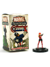 Marvel Heroclix Captain America Sin #209 Gravity Feed Figure New with Card