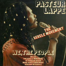Pasteur Lappé – We, The People LP