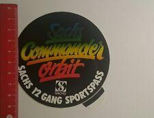 ADESIVI/Sticker: Sachs Commander Orbit (191216185)