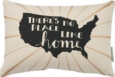 There's No Place Like Home Pillow Primitives By Kathy