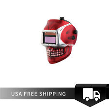 Protective Mask Solar Welding Helmet Grinding Welder Auto Darkening Adjustable