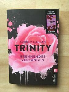 Trinity 05 - Brennendes Verlangen von Audrey Carlan (2017, Taschenbuch)