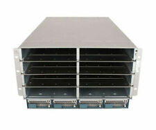 Cisco N20-C6508 UCS 5108 Blade Server Chassis With 4xPSU / 8xFAN / 2x UCS 2208XP