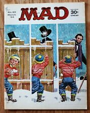 Mad Magazine March 1964;