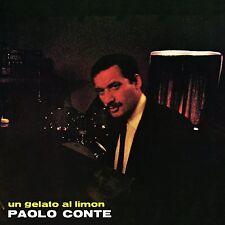 """PAOLO CONTE """"UN GELATO AL LIMON"""" RARO LP 1a STAMPA 1979 GATEFOLD - SIGILLATO"""