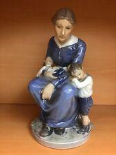 Dahl Jensen Dj Copenhagen Mother With Children 1284 Figurine