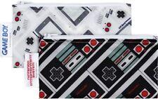 Bumkins Nintendo Reusable Snack Bag Small 2 Pack, NES Controller/Game Boy, New