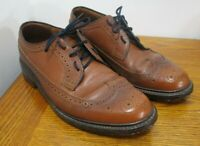 Mens Walkover Wingtip Oxford Lace Up Shoes US 8.5E USA