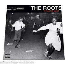 "THE ROOTS - THINGS FALL APART  - DOUBLE 12"" VINYL LP - SEALED & MINT"