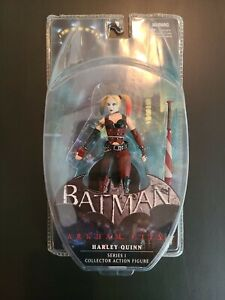 DC Direct Batman Arkham City Series 1 HARLEY QUINN Sealed Figure
