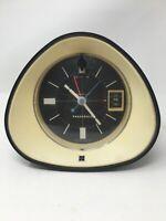 PANASONIC Clock Radio RC-1091 Japan AM Alarm The Spencer Space Age Vintage Works