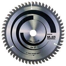 Bosch 2608640508 - Lama per Sega circolare Multi-materiale 190x2.4x20 54 dent