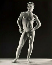 "Bruce of Los Angeles Vintage Nude Male Gay Interest -17""x22"" Fine Art Print-1329"