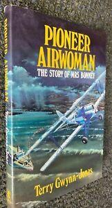 1979 1st PIONEER AIRWOMAN BONNEY *SIGNED* BY NANCY BIRD free EXPRESS W/WIDE
