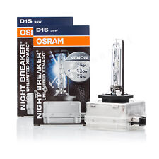 Osram D1S Night Breaker Unlimited Xenarc Xenon +70% DuoPack 2 Stück