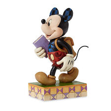 Jim Shore Disney Mickey Mouse Student figurine 4051995 - NEW & MINT
