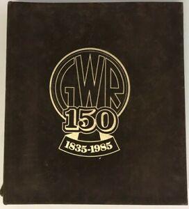 GWR Great Western Railways 150th Year Cover Album Commemorative Folder x45