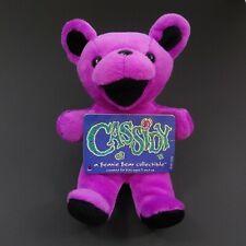 GRATEFUL DEAD Dancing Bear Plush Bear - Cassidy