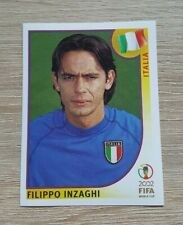 Panini WM 2002 472 Filippo Inzaghi Italien Italy World Cup WC 02 Blue Back