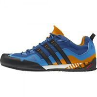 Adidas Terrex Swift Solo M AQ5296 shoes black blue multicolored