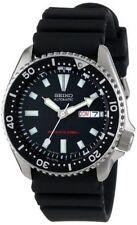 Seiko Sport Silver Case Wristwatches