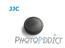 JJC L-R7 Bouchon de boitier + Bouchon arrière d'objectif pour Olympus BC-2