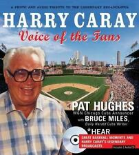 Harry Caray: Voice of the Fans (Book w CD) BRAND NEW! THERE'S A DRIVE!!