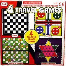 Chess Ludo Snakes Chinese checkers Travel Family Children & Kids Folding Games