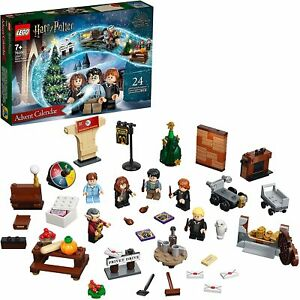 LEGO 76390 Harry Potter Advent Calendar 2021 Christmas Toy Board Game Gift Minif