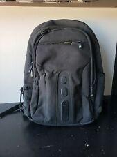 Targus Spruce EcoSmart Laptop Backpack,  Audio Pocket, Black