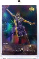 2000-01 Upper Deck UD Reserve Fast Company Kobe Bryant #FC2, Insert, Lakers