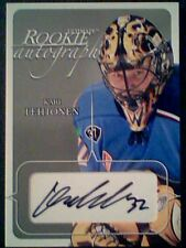 KARI LEHTONEN 03/04 AUTHENTIC ROOKIE AUTOGRAPH /100  SP