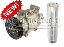 A/C Compressor w/Clutch Kubota *FREE DRIER* - SCSA06C 1GR 122mm 12v - NEW