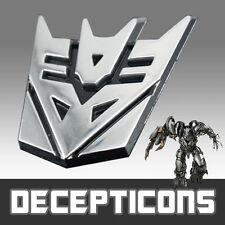 Transformers Decepticons M 3D Sticker Skoda Octavia Rapid Fabia Superb Yeti