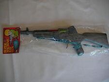 Fusil SPARKLING SUPER MACHINERAY GUN Friction CHINA 602 ancien