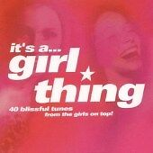 """""""It's A Girl Thing""""- 40 Tracks-Kylie-Britney-Pink-Spice Girls-Aquilera-NEW 2CD"""