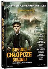 BIEGNIJ CHLOPCZE BIEGNIJ  DVD 2014POLISH