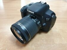 Canon EOS 700D 18MP DSLR Camera with Canon EF-S 18-55mm Kit Lens