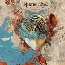 Anderson / Stolt Invention of Knowledge 2 X Vinyl LP CD 2016 &