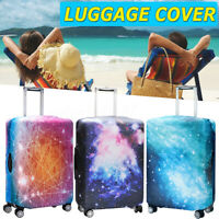 Graffiti Style Travel Luggage Suitcase Cover Protector Trolley Case Cover