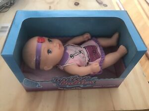 """Water Babies Sweet Cuddlers Doll """"Love to Shop""""-New in Box"""