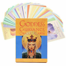 Goddess Guidance Oracle Cards Doreen Virtue 44 Cards Deck English Toy