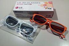 LG 3d Glasses ag-f200/Bundle 2stk 2pcs 2x