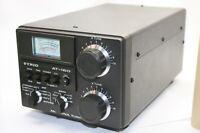 Kemwood TRIO AT-180 antenna tuner used ham radio Work well #1824.0305.8884