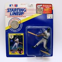 VINTAGE SEALED 1991 Starting Lineup SLU Figure Barry Bonds Pirates