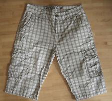 Schöne Bermuda-Shorts, Cargo-Bermuda von CLOCKHOUSE  Gr. 30 **TOP**