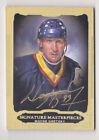 14-15 UD Ultimate Wayne Gretzky Auto Signature Masterpieces Blues Group A 2014